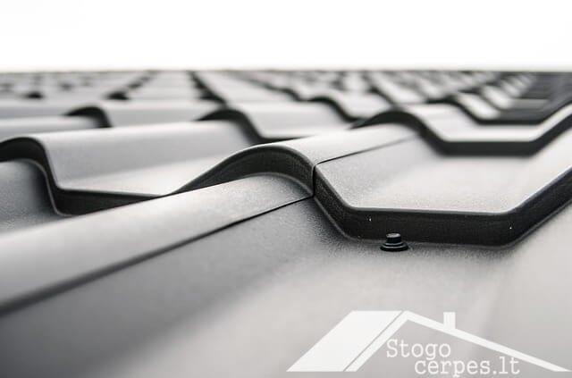 Metalinis stogas